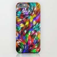 Fur From A Bright Colore… iPhone 6 Slim Case