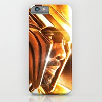 iPhone & iPod Case featuring Heimdall by D77 The DigArtisT