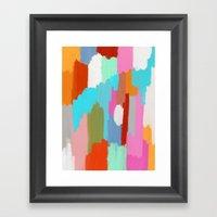 No. 13 Framed Art Print