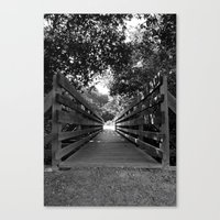 Abridged Canvas Print