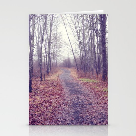 lead me home Stationery Card