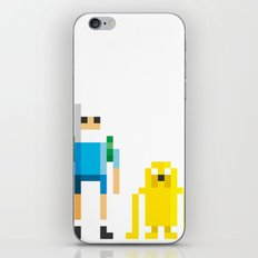 Finn & Jake iPhone & iPod Skin