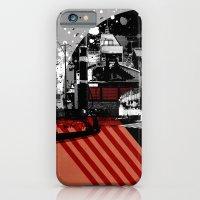CMYK Triptych - Magenta iPhone 6 Slim Case