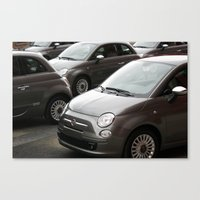 2009 - Serial Killers I - E=Fiat2 Canvas Print