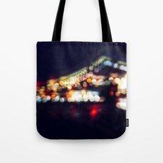 Color Drunk Love Tote Bag
