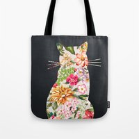 Tropicat Tote Bag