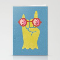 Soft Metal Stationery Cards