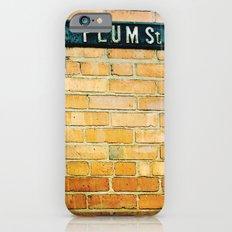 plum street. iPhone 6s Slim Case