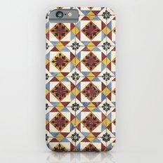 Lisbon Tiles iPhone 6 Slim Case