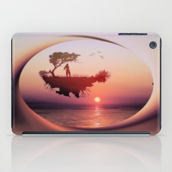 LANDSCAPE - Solitary sister iPad Case