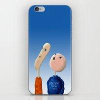 Faces iPhone & iPod Skin