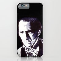 The Gentle Man of Horror iPhone 6 Slim Case