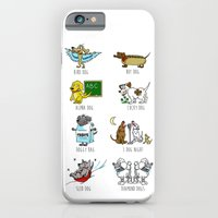 Know Your Dogs iPhone 6 Slim Case