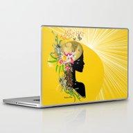 My Trendy Ascot Hat Laptop & iPad Skin