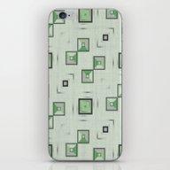 iPhone & iPod Skin featuring Geo FUN 06 by MehrFarbeimLeben