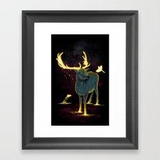 Eternal Spirits Framed Art Print