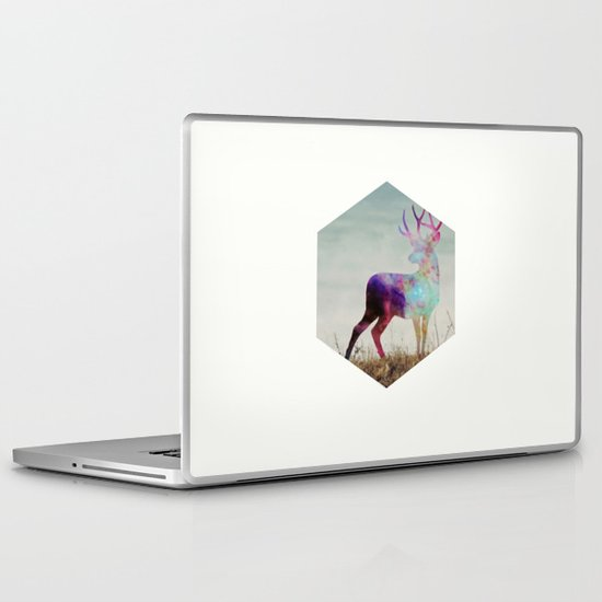 The spirit I Laptop & iPad Skin