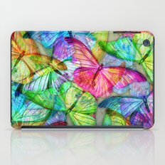 Butterfly Farm iPad Case
