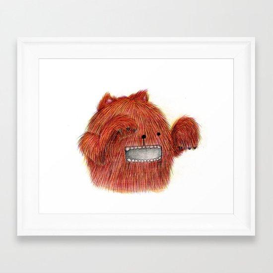 Gruaur Framed Art Print