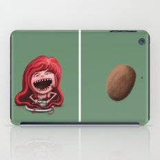 Strange believes 3 iPad Case