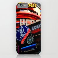iPhone & iPod Case featuring candy lane by emsisson