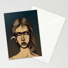 Nocturnal Warrior Stationery Cards
