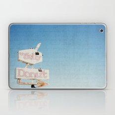 the jelly donut Laptop & iPad Skin