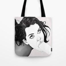 Blow Tote Bag