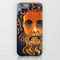 iPhone & iPod Case featuring Socrates by Annette Jimerson