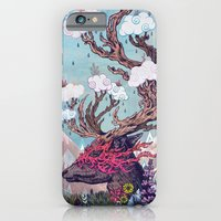Journeying Spirit (deer) iPhone 6 Slim Case