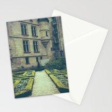 French Garden Maze Stationery Cards