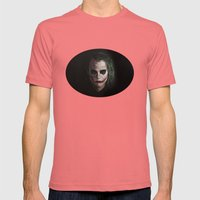 Joker1 Mens Fitted Tee Pomegranate SMALL