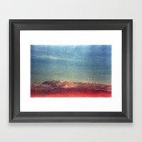 Basefree Framed Art Print