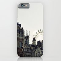 iPhone & iPod Case featuring I see you by Danielle W