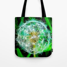 Free Wishes Tote Bag