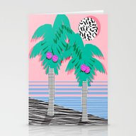 Most Definately - Palm T… Stationery Cards