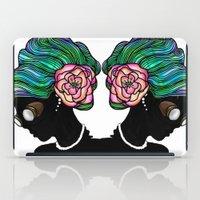 Goggley Girl iPad Case