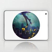 Midnight Swim Laptop & iPad Skin
