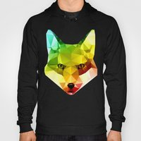 Glass Animal - FOX head Hoody