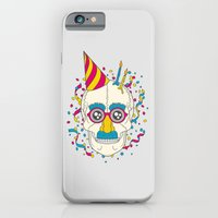 happy birthday iPhone & iPod Cases featuring Happy Birthday by John Tibbott