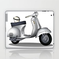 My faith, my voice, vespa my choice ! Laptop & iPad Skin