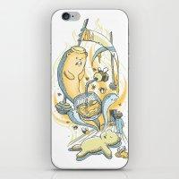 Honeysiiickle iPhone & iPod Skin