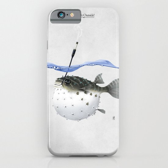 Take It Outside! iPhone & iPod Case