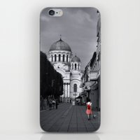 When In Lithuania iPhone & iPod Skin