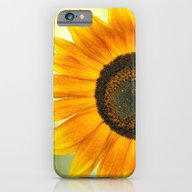 BRIGHT SUNFLOWER  iPhone 6 Slim Case