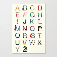 ABC SH Canvas Print