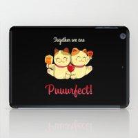 Puuurfect iPad Case