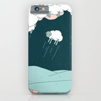iPhone & iPod Case featuring Where Do Good Sheep Go... by Derek Eads