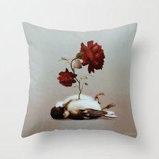 Soul Throw Pillow