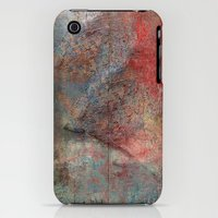 iPhone 3Gs & iPhone 3G Cases featuring Chimalma by Fernando Vieira